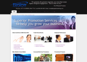 topspinmarketing.com