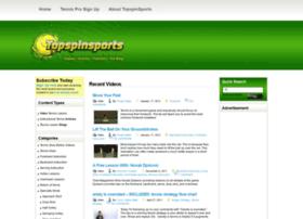 topspinsports.com