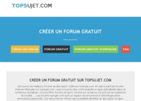topsujet.com