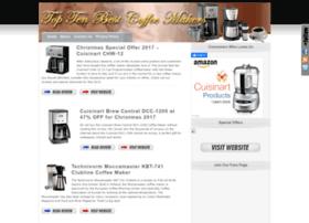 toptenbestcoffeemakers.com