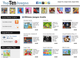 toptenjuegos.blogspot.com