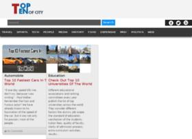 toptenofcity.com