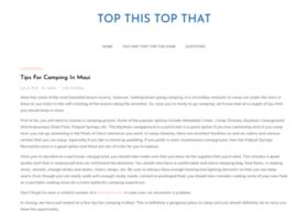 topthistopthat.com