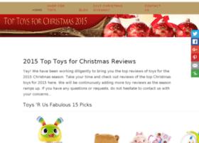toptoyschristmas.net