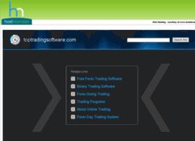 toptradingsoftware.com