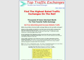 toptrafficexchanges.com