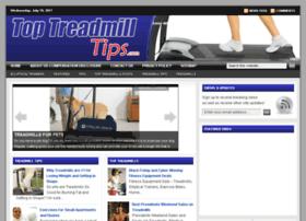 toptreadmilltips.com