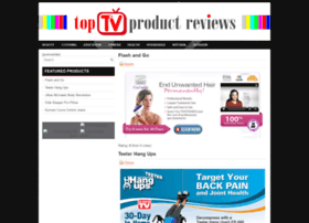 toptvproductreviews.com