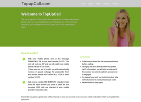 topupcall.co.uk