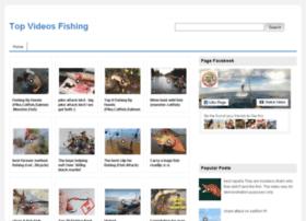 topvideosfishing.com