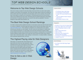 topwebdesignschools.org