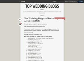 topweddingblogs.tumblr.com