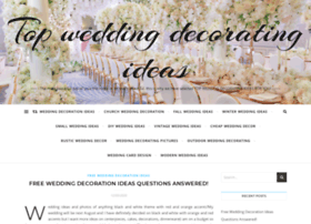 topweddingdecoratingideas.com