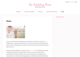 topweddingdress.com