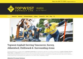 topwestasphalt.ca