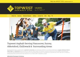 topwestasphalt.com