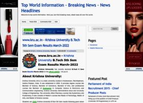 topworldinformation.blogspot.in