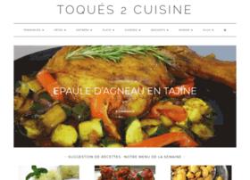toques2cuisine.com