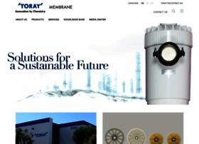 toraywater.com