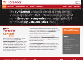 toreador-project.eu