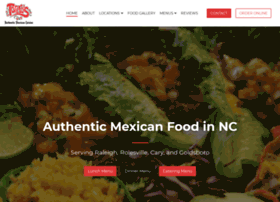 torerosmexicanrestaurants.com