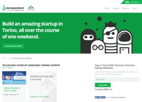 torino.startupweekend.org