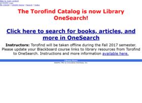 torofind.csudh.edu