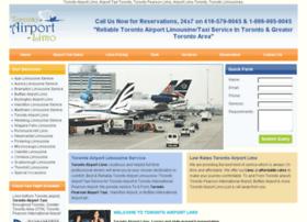 toronto-airport-limo.com