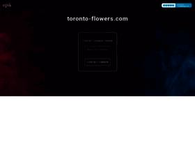 toronto-flowers.com