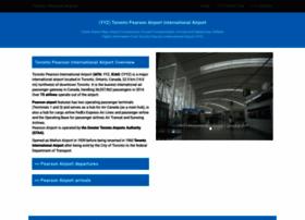 toronto-pearson-airport.com
