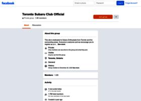 toronto-subaru-club.com