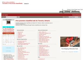 toronto.classifieds.ca