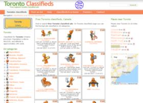 toronto.classifieds4.ca