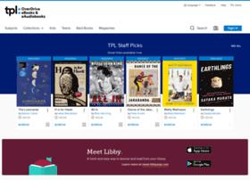 toronto.libraryreserve.com
