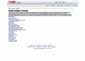 toronto.oodle.com