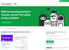 toronto.startupweekend.org