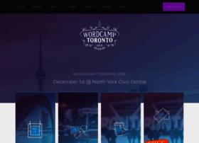 toronto.wordcamp.org