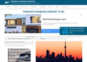 torontoairport.com