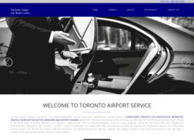 torontoairportservice.com