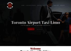 Torontoairporttaxi-limo.ca