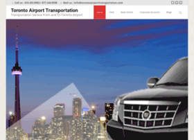 torontoairporttransportation.com