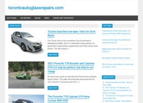torontoautoglassrepairs.com