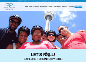 torontobicycletours.com