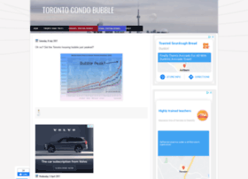 torontocondobubble.com