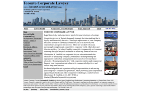 torontocorporatelawyer.com