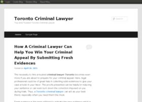 torontocriminallawyer.blog.com