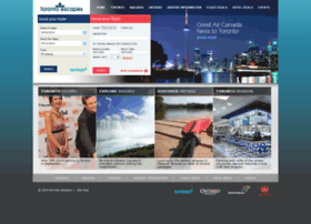 torontoescapes.com