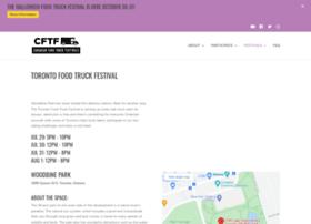 torontofoodtruckfestival.com