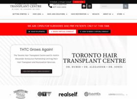 torontohairtransplant.com