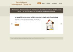 torontohomeimprovementcontractor.com